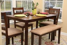5 Piece Dining Room Set With Bench by Dining Room Table Sets It U0027s A Quality Time Dining Room Eight
