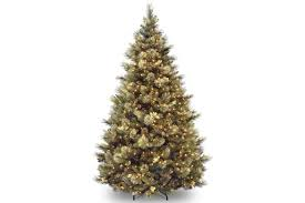 Silver Tip Christmas Tree Los Angeles by 11 Best Artificial Christmas Trees 2017