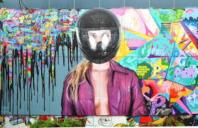 Famous Graffiti Mural Artists by 165 Street Artists Took Over An Abandoned Building In Berlin And