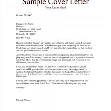 25 Sample Cover Letter For Teacher Cover Letter Examples For Job