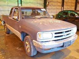 1994 Mazda B4000 Cab For Sale At Copart Graham, WA Lot# 54469278