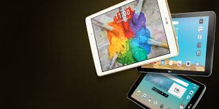 LG Tablets All in e HD Android Tablets from LG