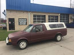 VWVortex.com - 1983 VW Rabbit Truck 1.7 Gas CIS 5 Speed Factory ... 1984 Volkswagen Rabbit Overview Cargurus 1977 Mk1 John Cub Pearson Eurotuner Magazine Vwvortexcom For Sale Feeler 1981 Volkswagen Rabbit Pickup Truck For Saidcarsinfo Cohort Sighting Pickup Tdi Just Call Me Caddy 1982 Vw Youtube Find Of The Day 1983 Truck Vwvortex Used 2013 Golf Pricing Features Edmunds Almosttrucks 10 Ntraditional Pickups Vw 16l Diesel 5spd Manual Reliable 4550 Mpg Opinion Is It Time To Bring Back The Really Small