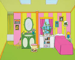 new dream house experience 2016 cartoon bedroom for kids