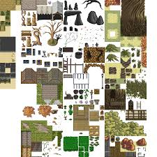 Tiled Map Editor Free Download lots of free 2d tiles and sprites by hyptosis opengameart org