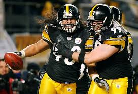 Pittsburgh Steelers Iron Curtain Defense by Steelers Close Curtain On Ravens Ny Daily News
