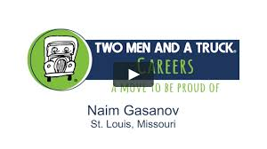 100 Two Men And A Truck St Louis Mo Career Ories Naim Gasanov On Vimeo