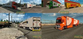 Pack Volvo FH 2012 Tandem (25 Meters) [1.28.x] | ETS2 Mods | Euro ...