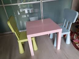 Kids Table And Chairs Ikea Mammut Kids Table And Chairs Mammut 2 Sells For 35 Origin Kritter Kids Table Chairs Fniture Tables Two High Quality Childrens Your Pixy Home 18 Diy Latt And Hacks Shelterness Set Of Sticker Designs Ikea Hackery Ikea