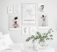 inspiration und tipps für deine fotowand posterstore de