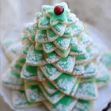 Saran Wrap Christmas Tree With Ornaments by Sour Cream Sugar Cookies Recipe Sour Cream Sugar Cookies Sour