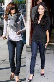 Latest Skinny Jeans Designs For Girls In Fashion 2