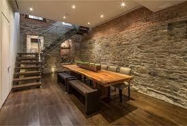 rustic dining room table decor interior design