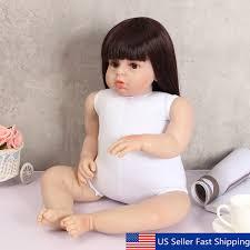 Elizabeth Lifelike Baby Girl Doll YouTube