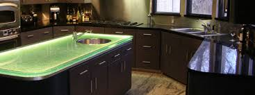 104 Glass Kitchen Counter Tops Led Tops Tops