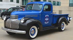 100 Chevy Stepside Truck For Sale 1941 Chevrolet 3100 Pickup 216 CID 3Speed