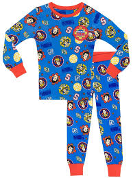 Fireman Sam Pyjamas - Sam & Elvis | Kids | Character.com Official Merch