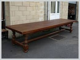 16 Seater Dining Table Gumtree Magnificent Oak Refectory