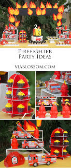 Firefighter Birthday Party | Fireman Birthday Ideas | Pinterest ... Girly Pink Firefighter Party Fire Truck Cakes Decoration Ideas Little Birthday Ethans Fireman Fourth Play And Learn Every Day Fireman Backdrop Fighter A Vintage Firetruck Anders Ruff Custom Designs Llc Photos Favors Homemade Decor Theme Cards Best With Pinterest Free Printable Fire Truck Party Supplies Printables Rental For Beautiful 47 Inspirational In Box Buy Supplies