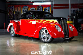100 Trucks Powerblock 1937 Ford Pickup Crown Concepts