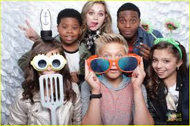 Halloween Cast 2009 by Brec Bassinger U0026 Game Shakers Cast Celebrate Halloween With