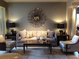 Popular Decorating Living Room Walls Rustic Ideas Wall Decoration