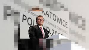 100 Sefcovic Diplomat To Run For Slovak President Euronews