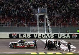 100 Nascar Camping World Truck Series NASCAR Las Vegas 350 The Fourth Turn