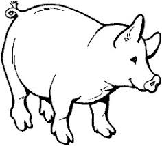Farm Animal Coloring Pages Vintage Animals Printable