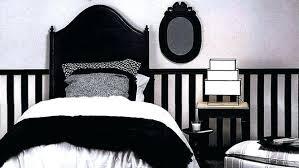chambre gris noir et blanc chambre grise et decoration chambre noir blanc gris