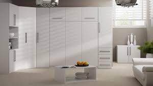 ts möbel wandbett schrankbett 50 w 4 140 x 200 cm mit kleiderschrank weiß