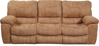 Catnapper Power Reclining Sofa by Catnapper Terrance Reclining Sofa In Caramel 1581