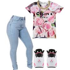 A Fashion Look From February 2015 Featuring Club Manhattan Necklaces Browse And Shop Related Looks Jordans Shoes For MenCute