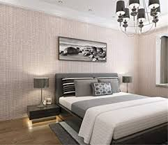 einfache gitter beflockte vlies pearl wallpapers wohnzimmer