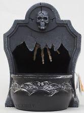 Motion Sensor Halloween Decorations by Halloween Spooky Village Motion Sensor Sound Effects Tombstone