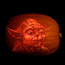 Free Yoda Pumpkin Carving Stencil by Life As A Professional Pumpkin Carver