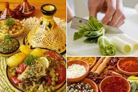 cuisine du maroc riad de luxe dans la medina de marrakech