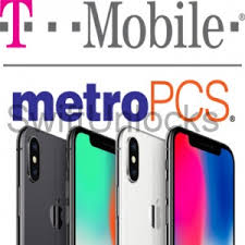 Unlock Code for T MOBILE MetroPCS iPhone EXPRESS Unlock IPHONE X