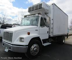2001 Freightliner FL60 Refrigerated Van Truck | Item DC4424 ... Ford F59 Step Van For Sale At Work Truck Direct Youtube Used 2012 Intertional 4300 Box Van Truck For Sale In New Jersey Volvo Fl280_van Body Trucks Year Of Mnftr 2007 Price R415 896 Come See Great Shuttle Buses Lehman Bus Sales Used Box Vans For Sale Uk Chinese Brand Foton Aumark Buy Western Canada Cars Crossovers And Suvs Mercedes Sprinter Recovery In Redbridge Freightliner Cversion 2014 Hino 268a 10157 2013 1148