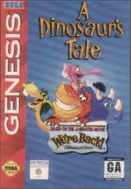 We re Back A Dinosaur s Tale Box Shot for Genesis GameFAQs
