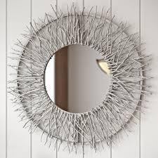 Wayfair Decorative Wall Mirrors by Loon Peak Tree Branch Wall Mirror U0026 Reviews Wayfair