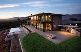 100 California Contemporary Homes Hilltop Home In Gets Brilliant Overhaul