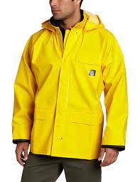 amazon com carhartt men u0027s waterproof and wind resistant pvc
