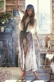 Bohemian Style Boho Chic Hippy Hippie Boheme Vibe