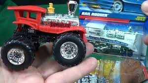 Toy Truck: Zombie Monster Jam Toy Truck