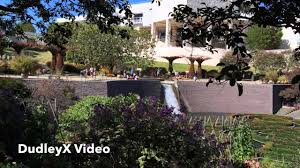 Mazes In Los Angeles Ca by Getty Museum The Central Garden Waterfall Maze Los Angeles Ca