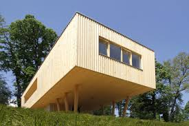 100 Modern Wooden Houses Suspended In Air Amazing Wooden House Has Modern Style With Natural