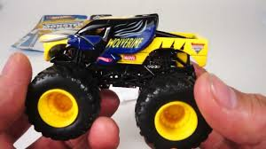Quickie Car Review - WOLVERINE 2013 MONSTER JAM Hot Wheels - YouTube Hot Wheelsreg Monster Jamreg Mighty Minis Pack Assorted Target Wheels Jam Maximum Destruction Battle Trackset Shop Brick Wall Breakdown Fireflybuyscom Amazoncom 124 New Deco 1 Toys Games 164 Scale Vehicle Big W Higher Ecucation Walmartcom Grave Digger Buy Jurassic Attack Diecast Truck 2014 Rap Twin Toy Dragon 14 Edge Glow 2017 Case D Grana Team Lebdcom