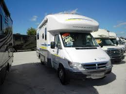 Used 2006 Sprinter RV Winnebago View