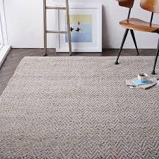 Chenille Carpet by Jute Chenille Herringbone Rug U2013 Natural Platinum West Elm